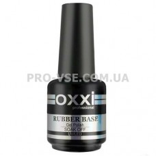 Oxxi RUBBER BASE (каучуковая база) 15 мл фото | PRO-VSE