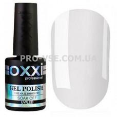 Oxxi COVER BASE № 05 (камуфлирующая каучуковая база), Белая 10 мл | PRO-VSE