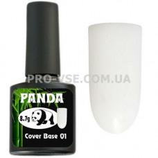 Камуфлирующая цветная база PANDA Cover Base 01 Белая 8.7 г фото