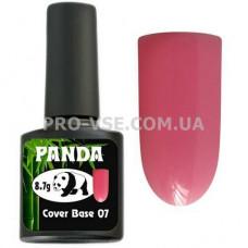 Фото Камуфлирующая цветная база PANDA Cover Base 07 Розово-красная