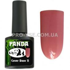 Фото Камуфлирующая цветная база PANDA Cover Base 11 Темная розово-бежевая каучуковая