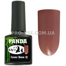 Фото Камуфлирующая цветная база PANDA Cover Base 12 Коричневая светлая каучуковая