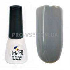 Гель-лак M-in-M A04 (003) серый 5 мл
