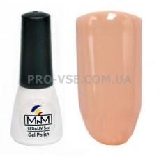 Гель-лак M-in-M E01 (012) бежево-розовый 5 мл