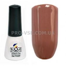 Гель-лак M-in-M С09 (019) коричневый 5 мл