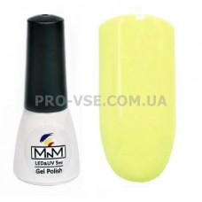 Гель-лак M-in-M B01 (021) желтый 5 мл