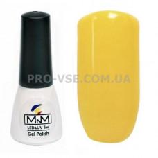 Гель-лак M-in-M B04 (023) желтый 5 мл