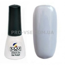 Гель-лак M-in-M A03 (064) серый 5 мл