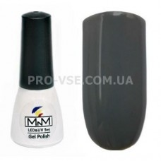 Гель-лак M-in-M A05 темный серый 5 мл