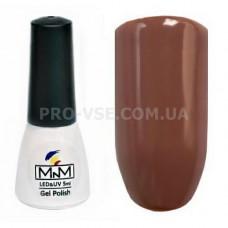 Гель-лак M-in-M С10 шоколадный коричневый 5 мл