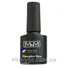 База для гель-лака со стекловолокном FiberGlass Base M-in-M 7.5 мл | PRO-VSE