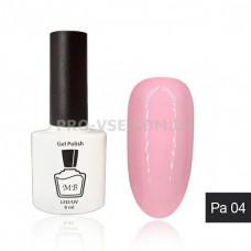 Гель-лак MB Pa-04 Pastel Collection приглушенный светло-розовый, эмаль 8 мл фото | PRO-VSE