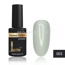 Гель-лак LUMINA lux №003 бежево-серый, эмаль 8мл фото ЛЮМИНА люкс | PRO-VSE