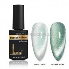 Гель-лак Lumina Lux Aurora Cristal Cat Eye 001, магнитный 8мл фото ЛЮМИНА люкс | PRO-VSE