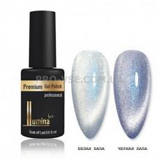 Гель-лак Lumina Lux Aurora Cristal Cat Eye 003, магнитный 8мл фото ЛЮМИНА люкс | PRO-VSE