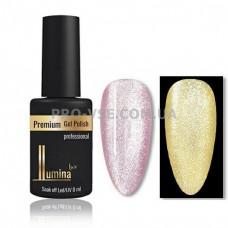 Гель-лак Fashion Cat Luminous 002 розовый Lumina Lux, люминесцентный магнитный 8мл фото ЛЮМИНА люкс | PRO-VSE