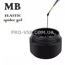 Гель паутинка № 04 Черная MB SpiderGel Black 5 мл