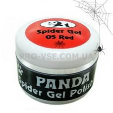 Паутинка PANDA №05 Красная SpiderGel Red фото | PRO-VSE