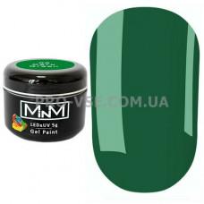 Гель краска M-in-M 06 Темный зеленый 5г