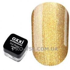 Oxxi Prof Гель-паста золото