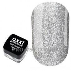 Oxxi Prof Гель-паста серебро