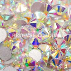 Стразы SS10 Crystal AB 1440 шт фото инкрустация ногти | PRO-VSE