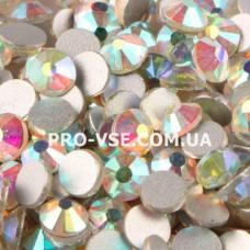 Стразы SS 4 Crystal AB EsVorp 100 шт фото маникюр | PRO-VSE
