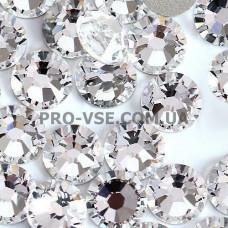 Стразы SS10 Crystal 100 шт фото | PRO-VSE