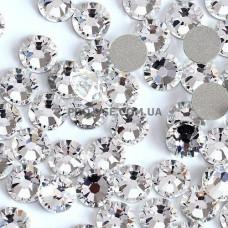 Стразы SS30 Crystal 10 шт фото ногти, маникюр | PRO-VSE