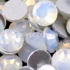 Стразы SS12 Опал белый 100 шт фото ногти, маникюр | PRO-VSE