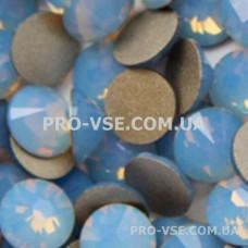 Стразы SS12 Опал синий 100 шт фото ногти, маникюр   PRO-VSE