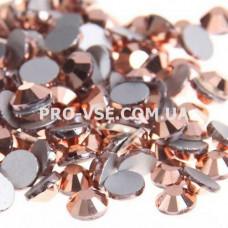 Стразы SS 4 Золото розовое хром EsVorp 100 шт фото маникюр | PRO-VSE