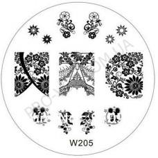 Диск для стемпинга W 205 фото | PRO-VSE