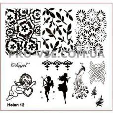 Пластина Helen 12