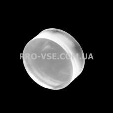 Подушка для стемпинга прозрачная силиконовая 2.3см