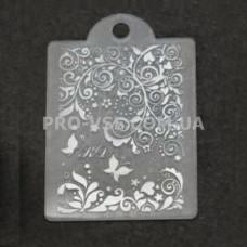 Акриловая пластина-скребок КД фото | PRO-VSE
