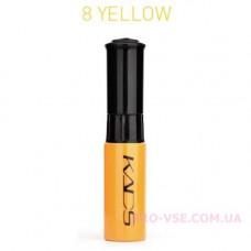 Лак для стемпинга и росписи KADS 08 желтый 10мл фото | PRO-VSE