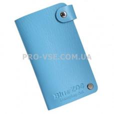 Органайзер для пластин BlueZoo Голубой 24