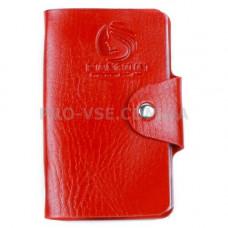 Органайзер, сумка для хранения пластин для стемпинга Manzilin 20 Красный фото
