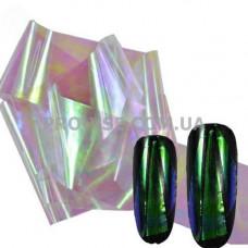 Фольга #1 Розовая Эффект Битое стекло фото | PRO-VSE