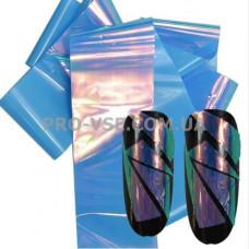 Фольга #13 Голубой Эффект Битое стекло фото | PRO-VSE