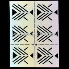 Трафареты для маникюра JVL-051