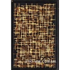 Наклейки для ногтей золото голографическое литье 9.5*6.5 см R131 фото