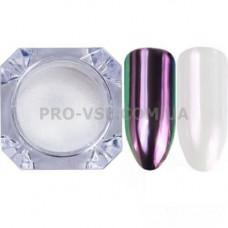 Пигмент единорог #08 Фиолетово-бирюзовый Unicorn Rainbow Purple 0.2 г фото