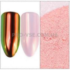 Пигмент единорог Candy CopperRed #02 Рыже-золотой Unicorn Rainbow 0.2 г очень мелкий помол фото