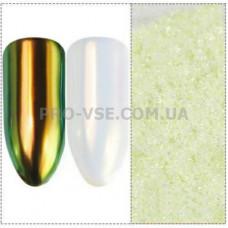 Пигмент единорог Candy SunnyGold #08 Золотой Unicorn Rainbow 0.2 г очень мелкий помол фото