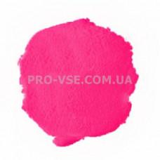Цветной пигмент Розовый неоновый 1 г контейнер