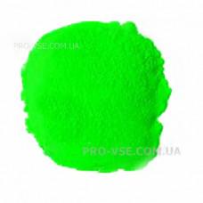 Цветной пигмент Зеленый неоновый 1 г