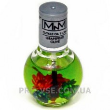 Масло Грейпфрут для ногтей и кутикулы с сухоцветами Cuticule Oil Grapefruit Olive M-in-M 11.5 мл
