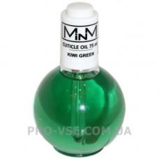 Масло Киви для ногтей и кутикулы ароматизированное Cuticule Oil Kiwi Green M-in-M 75 г
